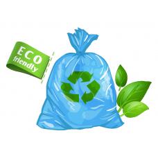 Sac menajer material reciclat
